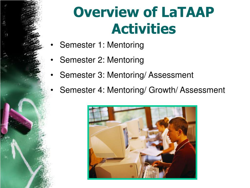 Overview of LaTAAP Activities