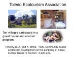 toledo ecotourism association