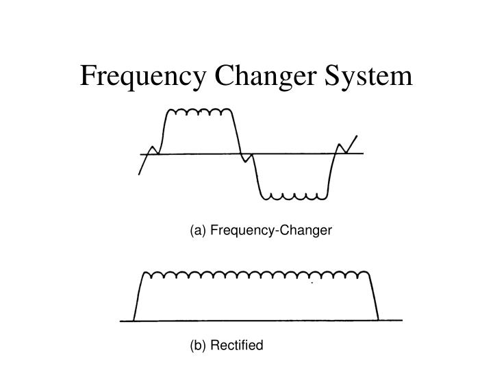 Frequency Changer System