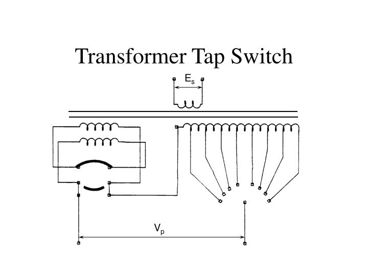 Transformer Tap Switch