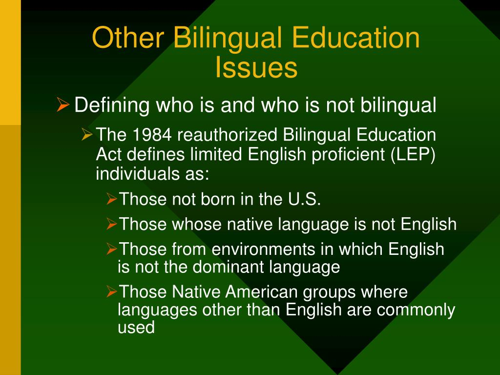 essays bilingual education issues Find out how to write a bilingual education coursework or essay here you can also find a free sample of bilingual education coursework or essay.