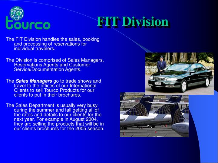FIT Division