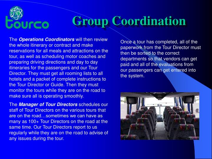 Group Coordination