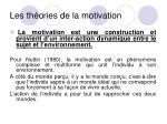 les th ories de la motivation6