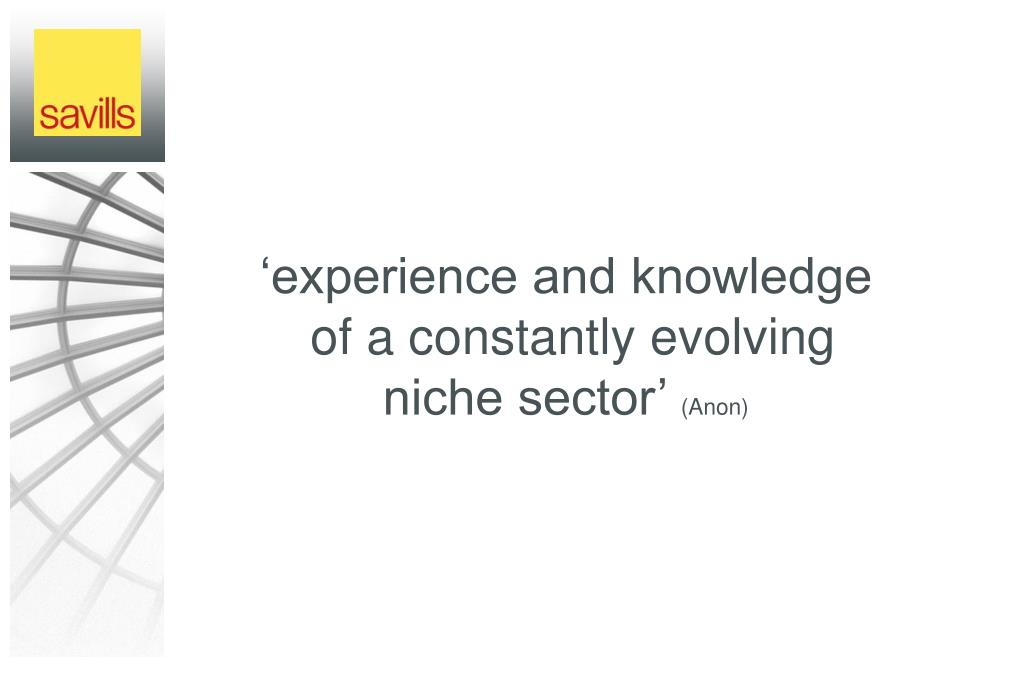 'experience and knowledge