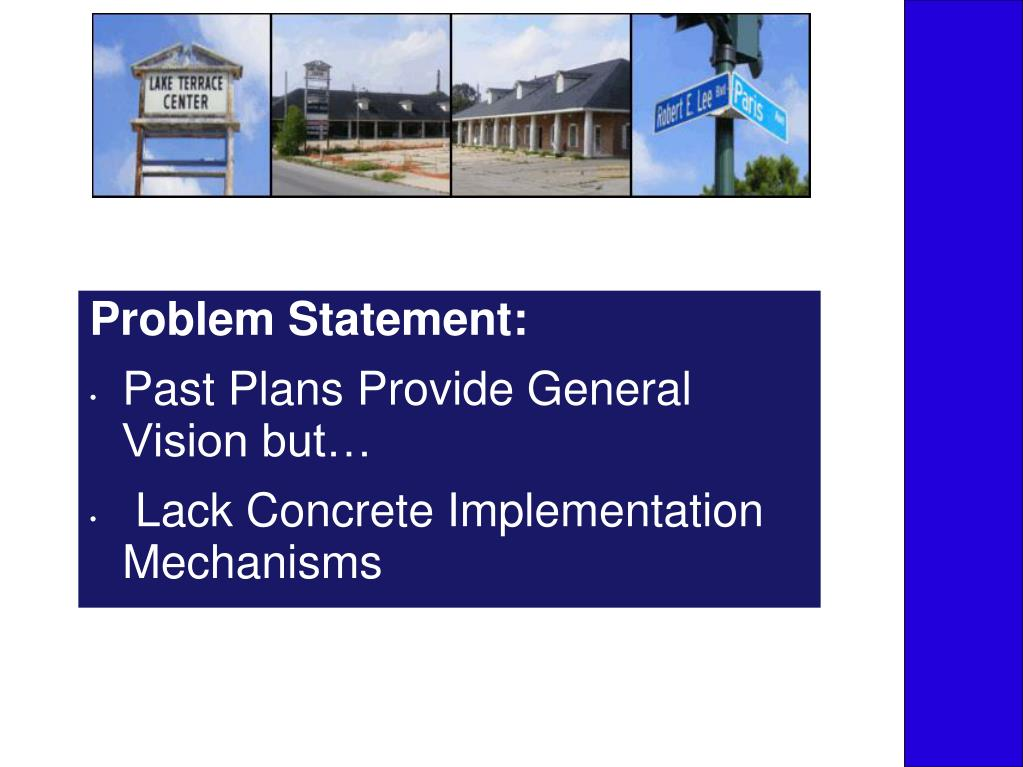 Problem Statement: