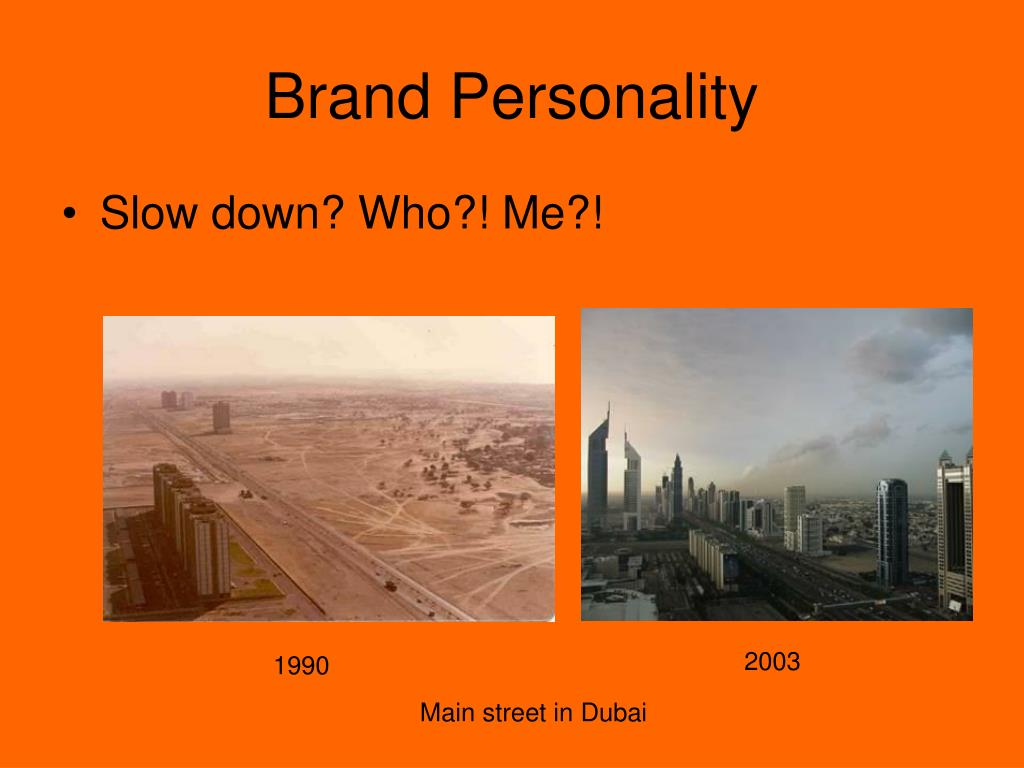 Brand Personality