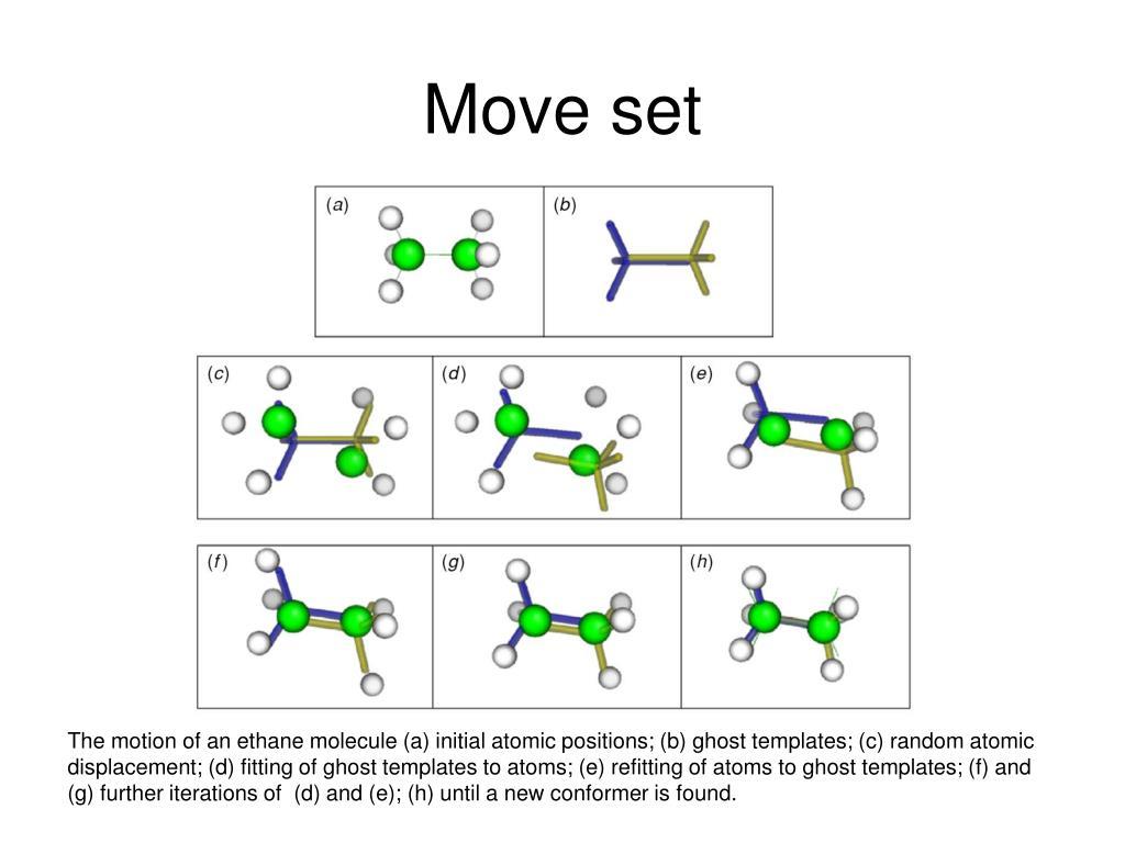 Move set