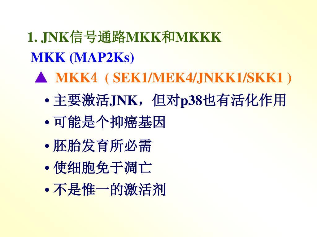 1. JNK