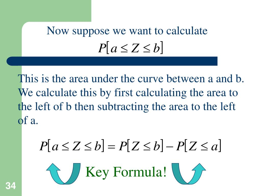 Now suppose we want to calculate