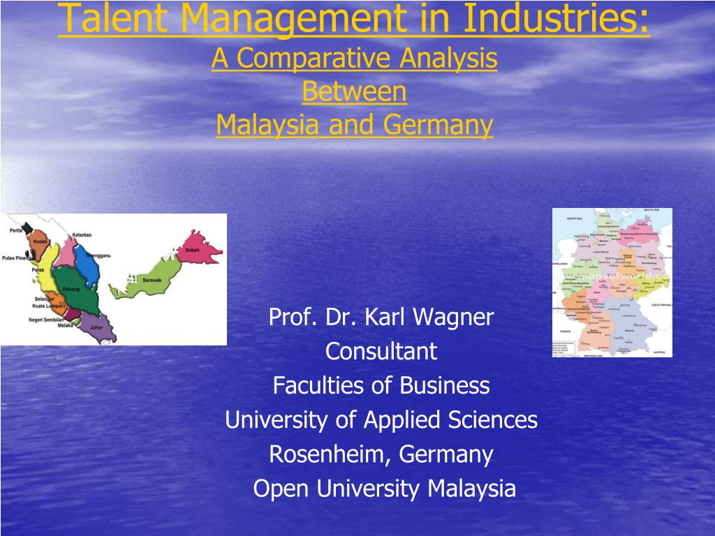 an analysis on malaysia Water analysis & consultancy service organo laboratory has been set up since 1992 with the sole purpose to provide analytical services to customers the organo laboratory conducts water analysis and function as an independent & commercial laboratory.