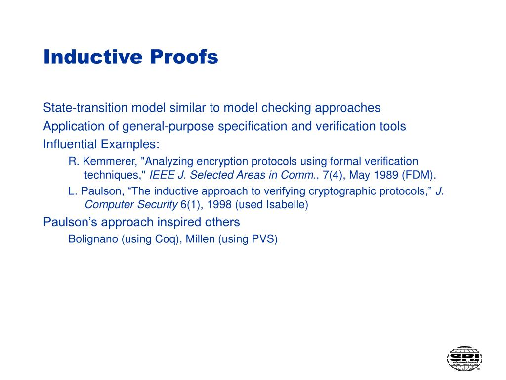Inductive Proofs