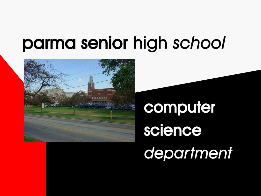 parma senior