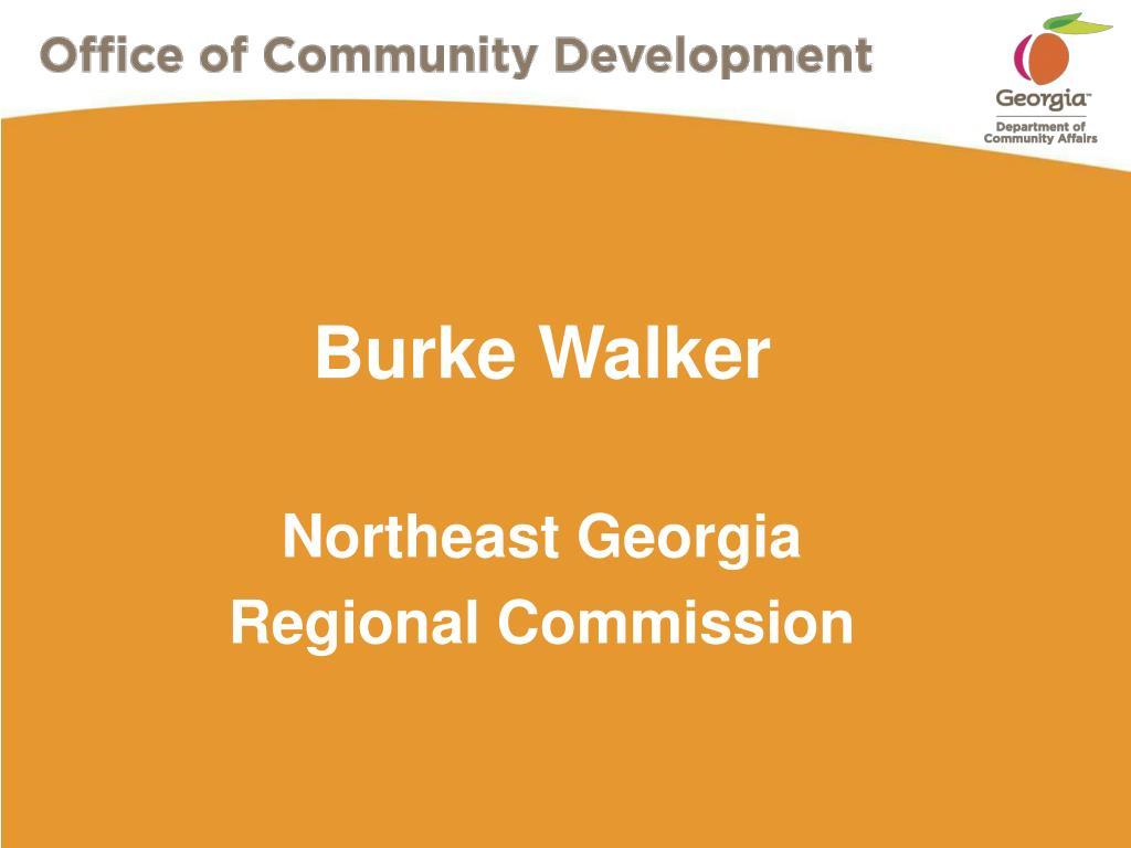 Burke Walker