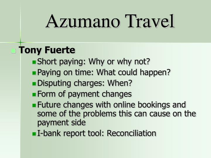Azumano Travel