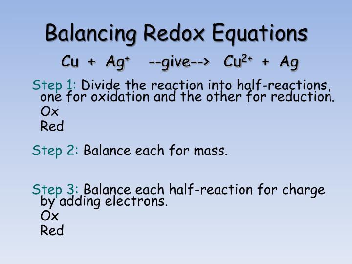 Balancing