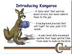 introducing kangaroo