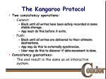 the kangaroo protocol18