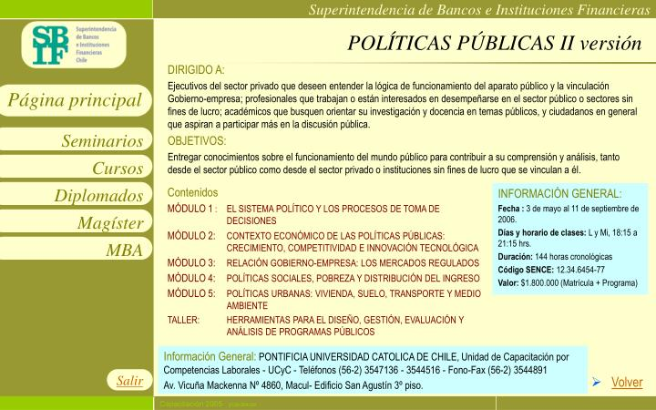 POLÍTICAS PÚBLICAS II versión