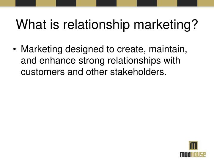 relationship between advertising and marketing ppt