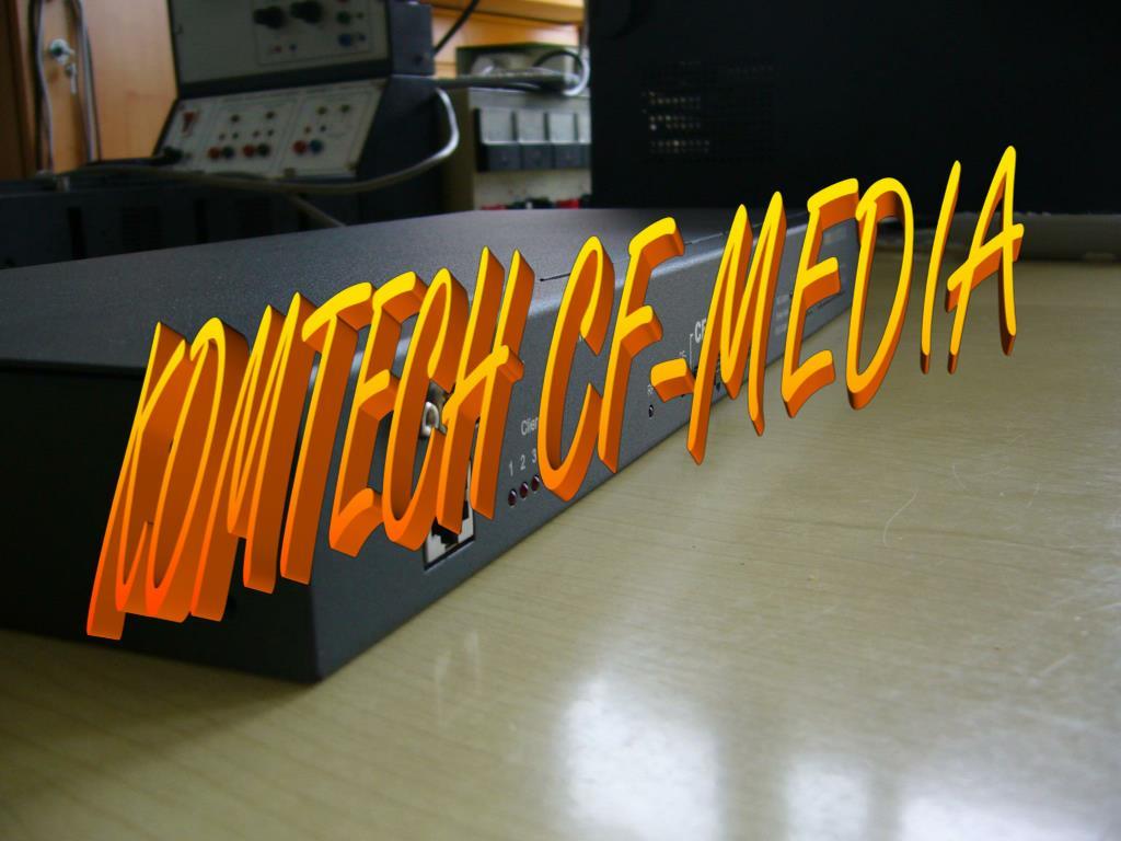 KOMTECH CF-MEDIA