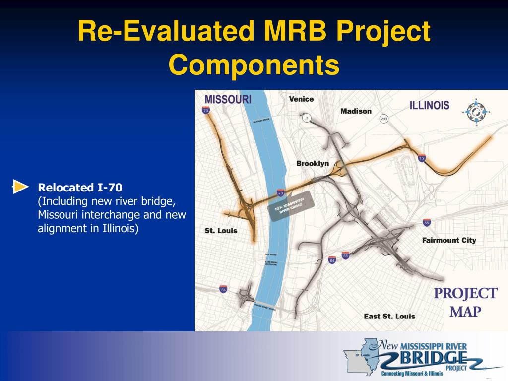 Re-Evaluated MRB Project Components