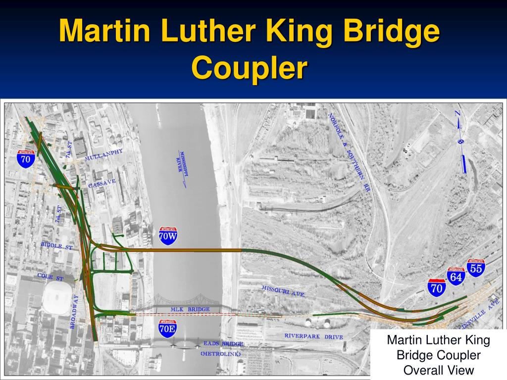 Martin Luther King Bridge Coupler