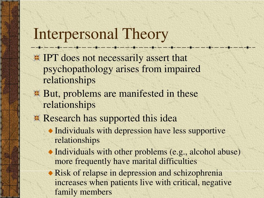 interpersonal deception theory example case The theory that i will be discussing in this first journal entry, will be the 'interpersonal deception theory' written by david buller and judee burgoon the theory in a nutshell tries to breakdown the communicative relationship between two separate parties in a conversation, the sender and the.