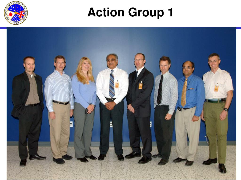 Action Group 1