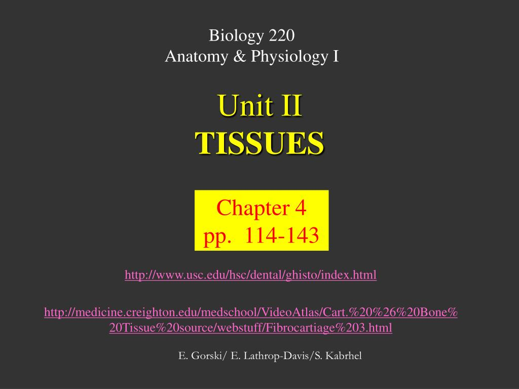Biology 220
