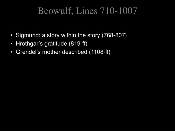 """a personal review of the epic of beowulf Freebooksummarycom ✅ beowulf: cultural criticism the epic poem """"beowulf"""" is a representation of how mankind has adopted a hypocritical mindset that allows themselves to kill and commit evil, while at the same time persecuting other groups for doing the same throughout the text itself, the danes are known as a."""