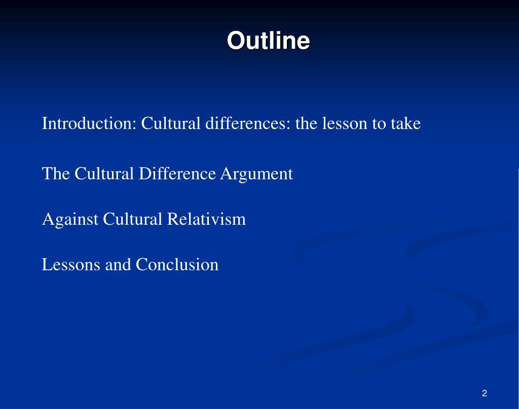 Cultural Relativism  Franz Boas  Relativism