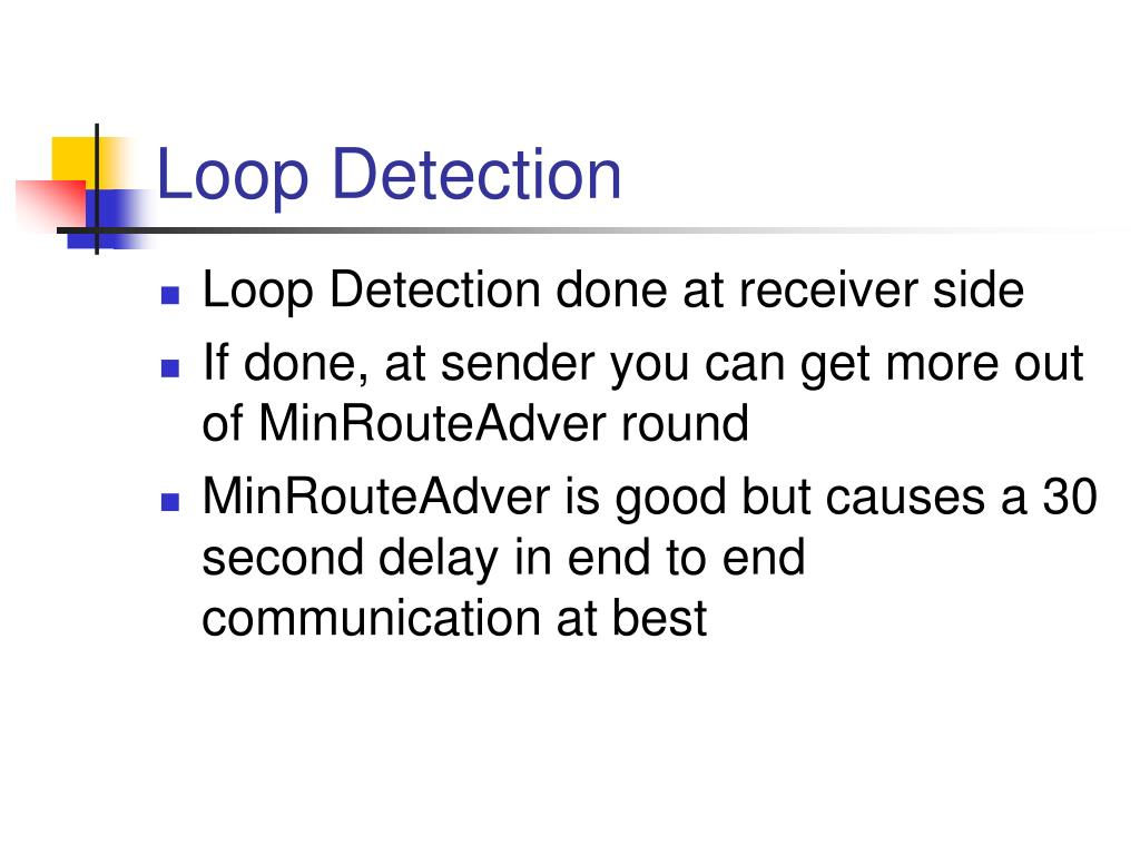 Loop Detection