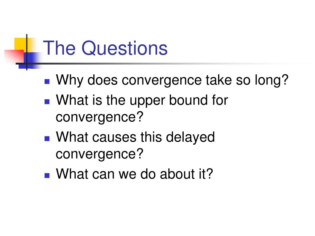 The Questions