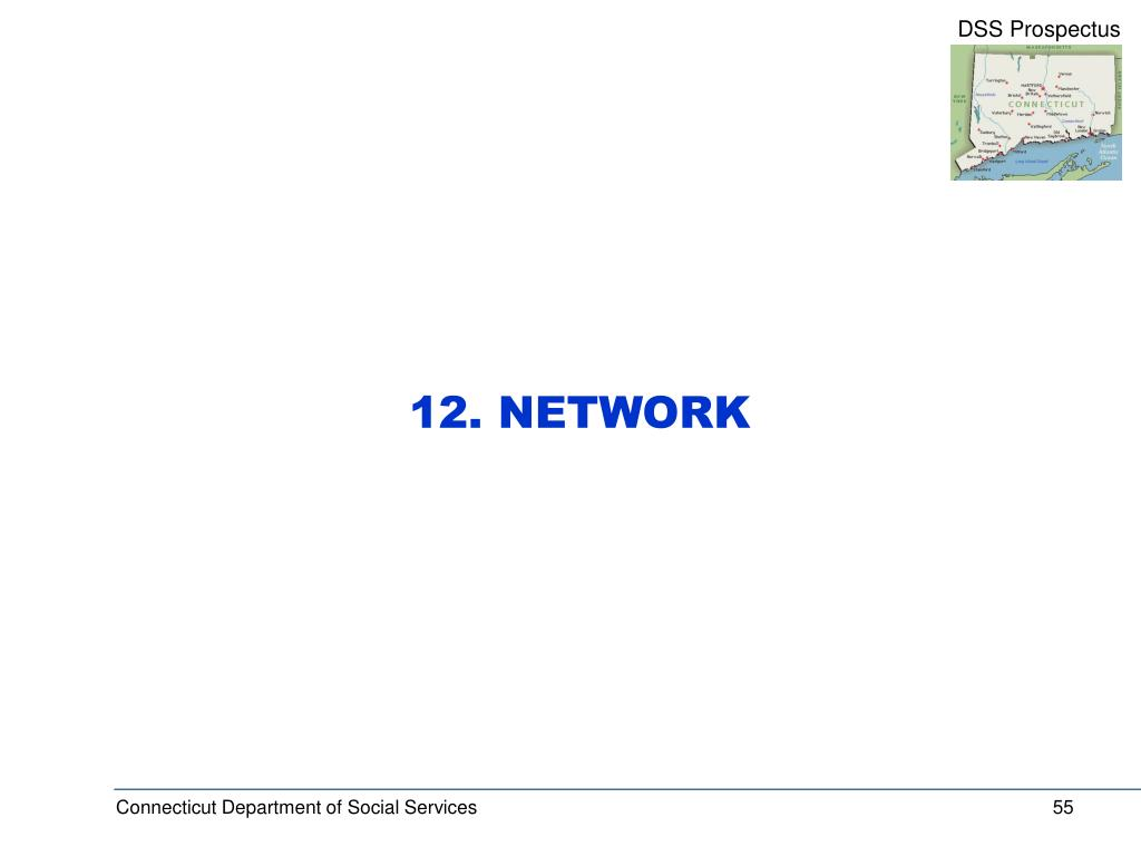 12. NETWORK