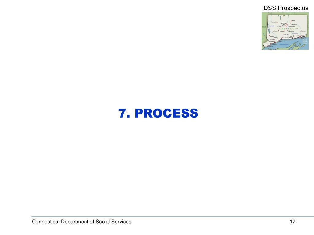 7. PROCESS