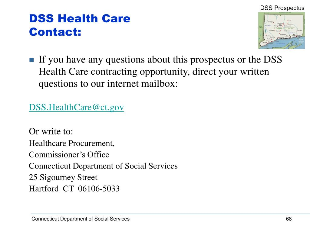 DSS Health Care