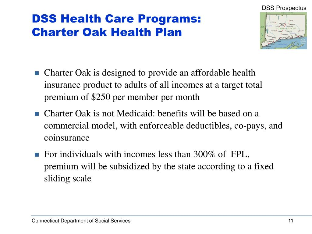DSS Health Care Programs: