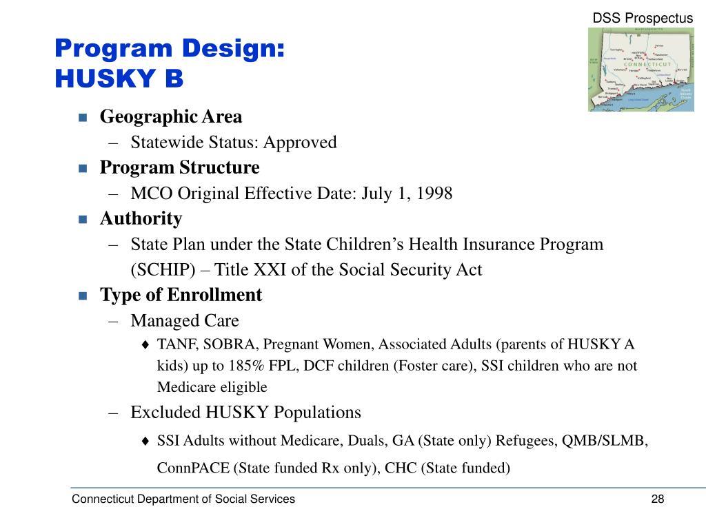 Program Design: