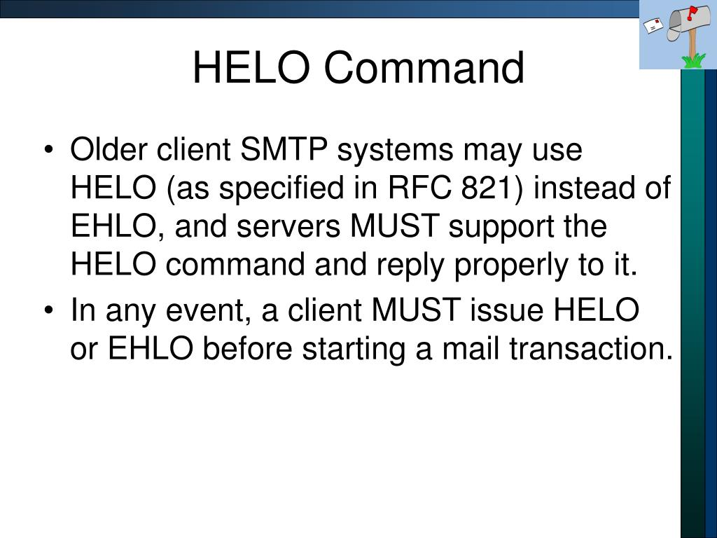 HELO Command