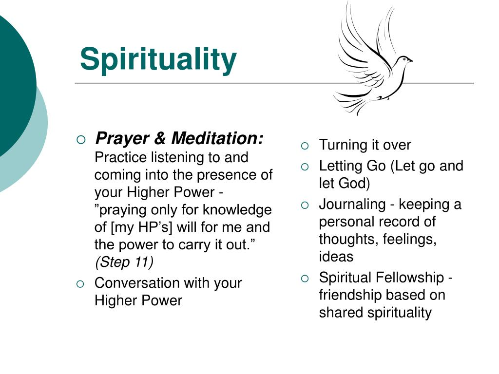 Prayer & Meditation:
