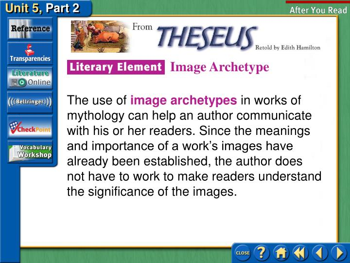 Image Archetype