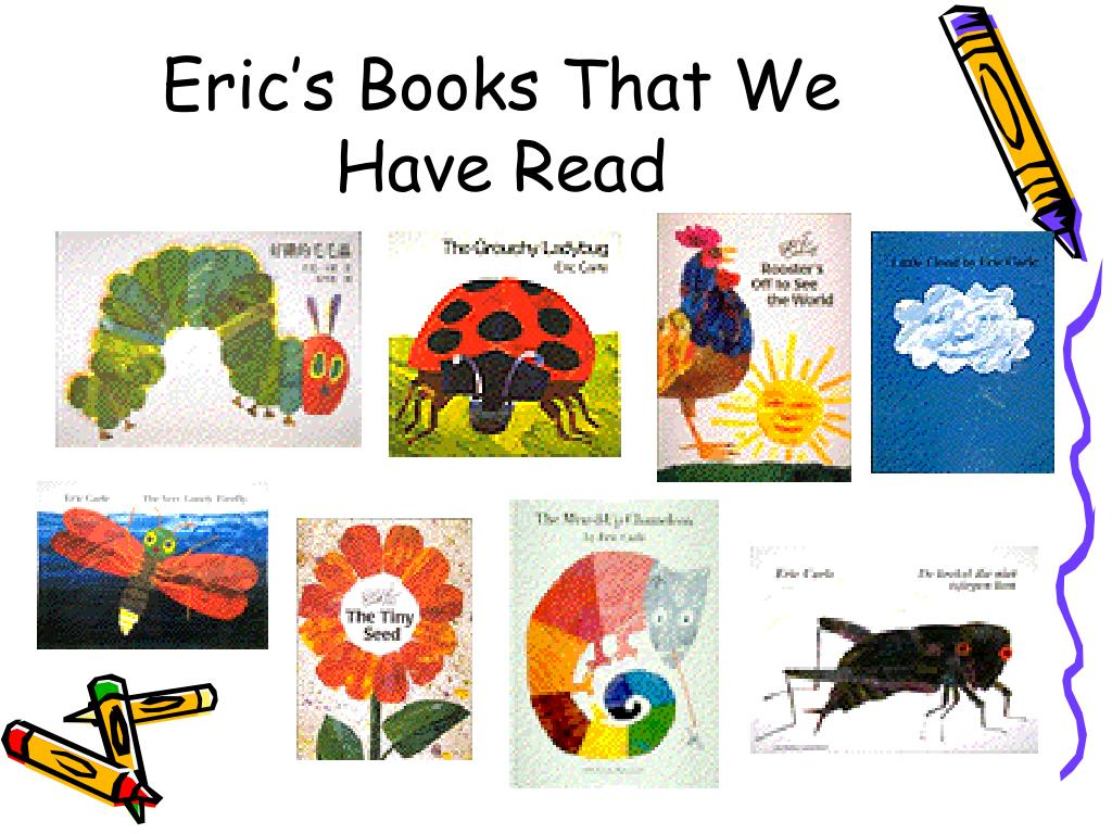Eric's Books That We Have Read