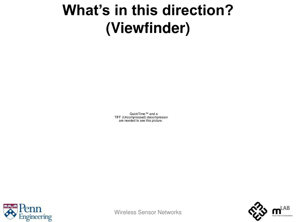 What's in this direction?