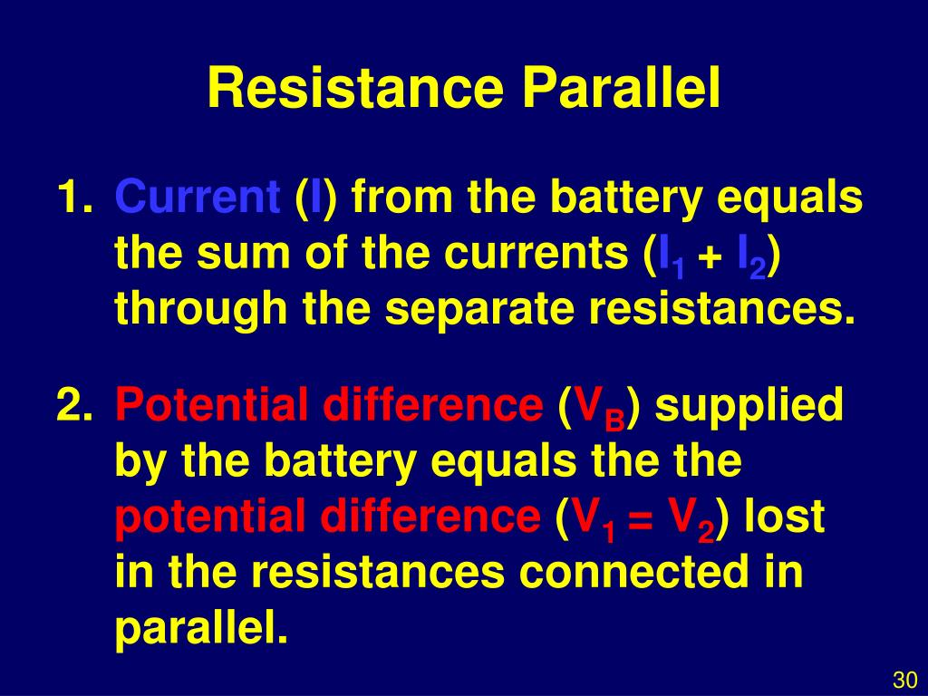 investigation how the resistance in a Investigation into the factors affecting resistance aim: i am going to investigate how length affects the resistance in a piece of constantan wire first, we need to know what resistance is.