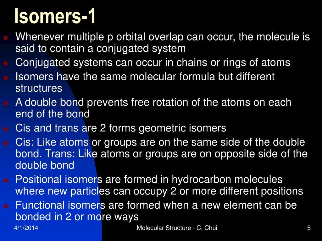Isomers-1