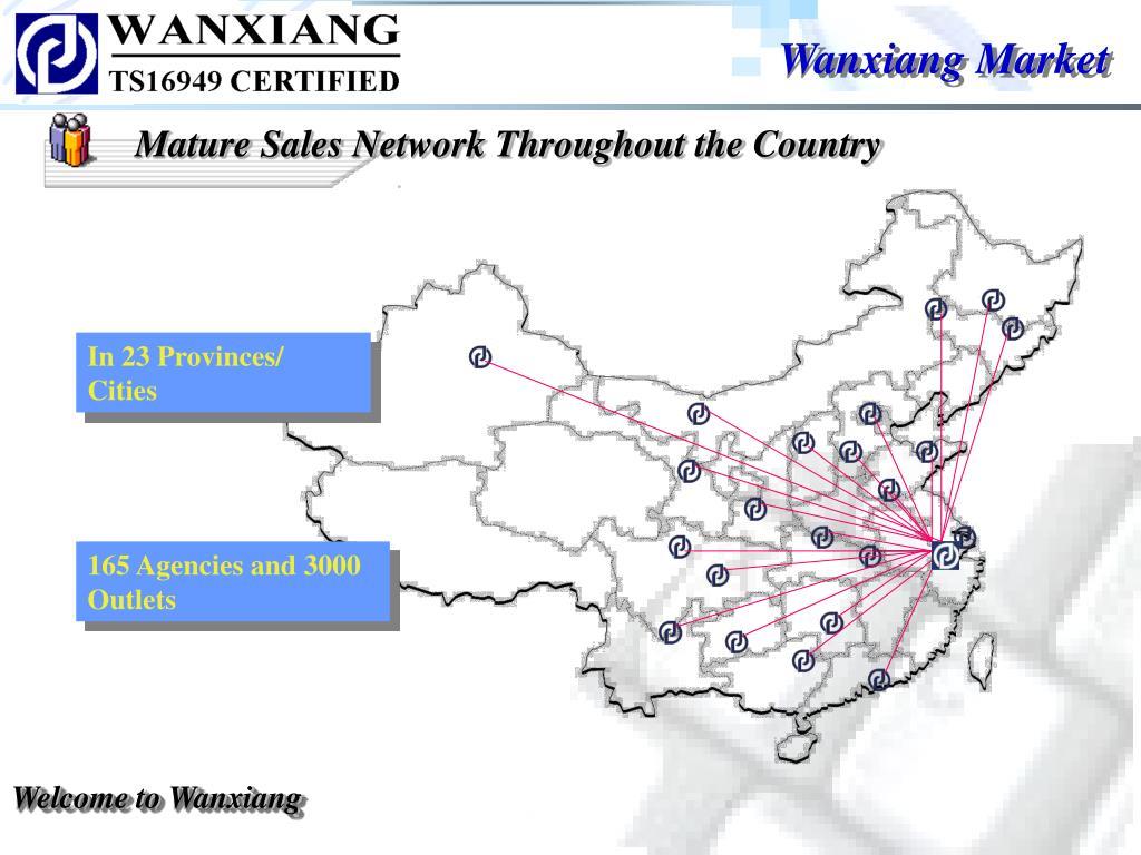 Wanxiang Market