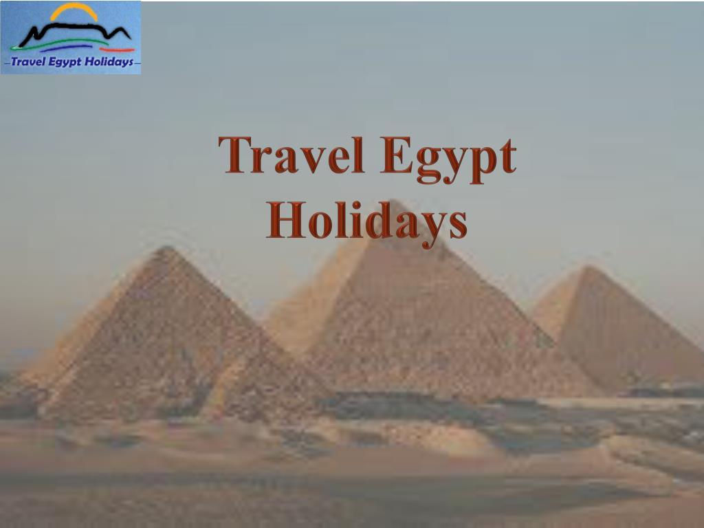 Travel Egypt Holidays