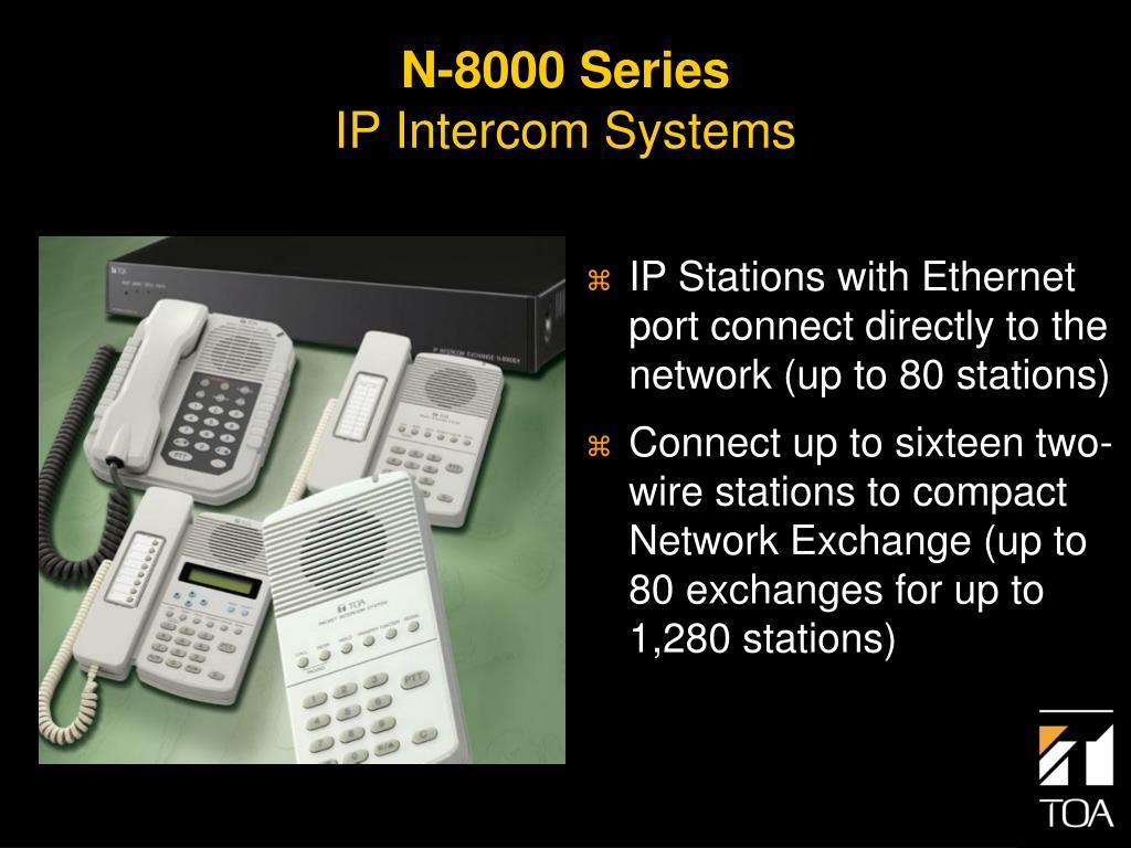 N-8000 Series