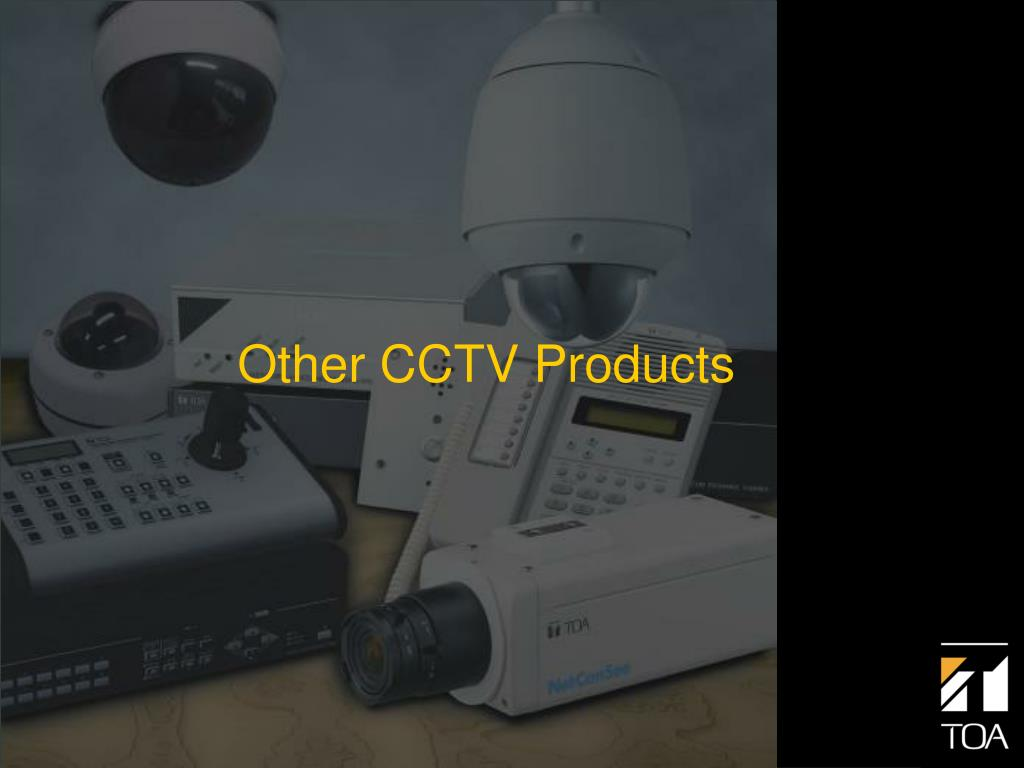 Other CCTV Products